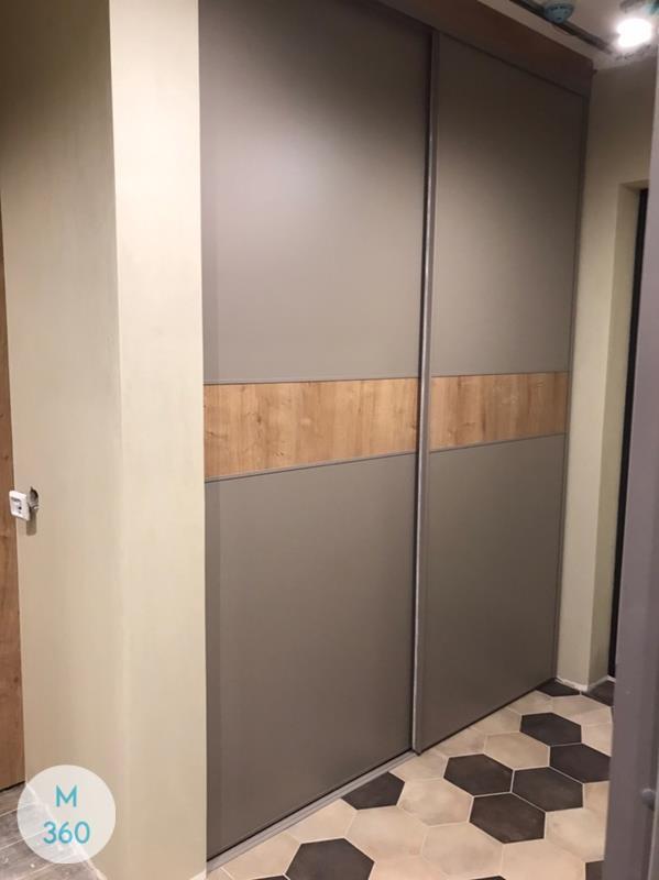 Встроенный шкаф в прихожую Куртуа Арт 000079925