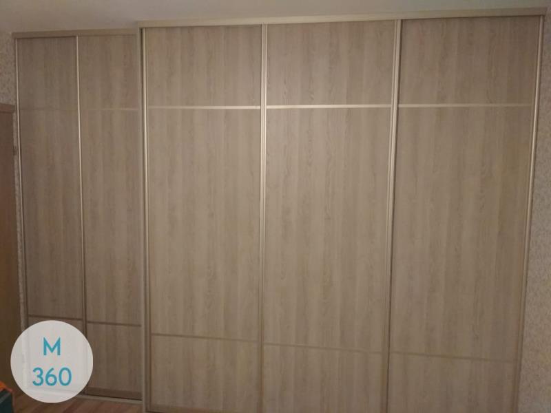 Встроенный шкаф купе Торранс Арт 000242908