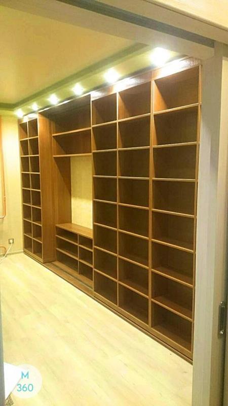 Книжный шкаф из массива Леви Арт 000248727
