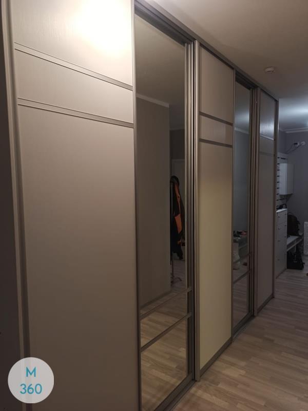 Встроенный шкаф в прихожую Эссен Арт 000332033