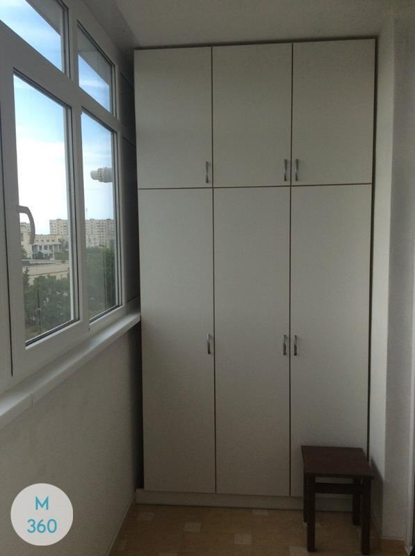 Шкаф на балкон Колорадо Арт 000380453