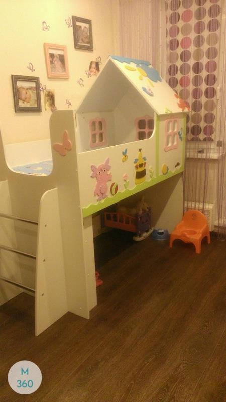 Детский шкаф Лимож Арт 001528765