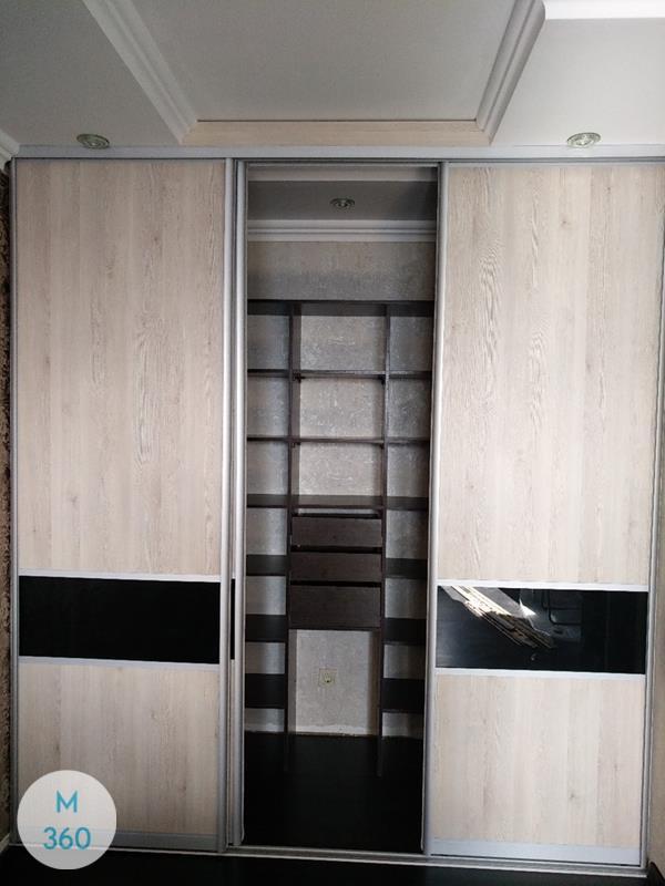 Встроенный шкаф купе Крымск Арт 002084903