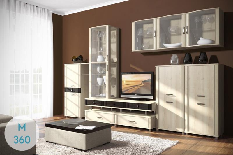 Мебельная стенка Арагуая Арт 002554201