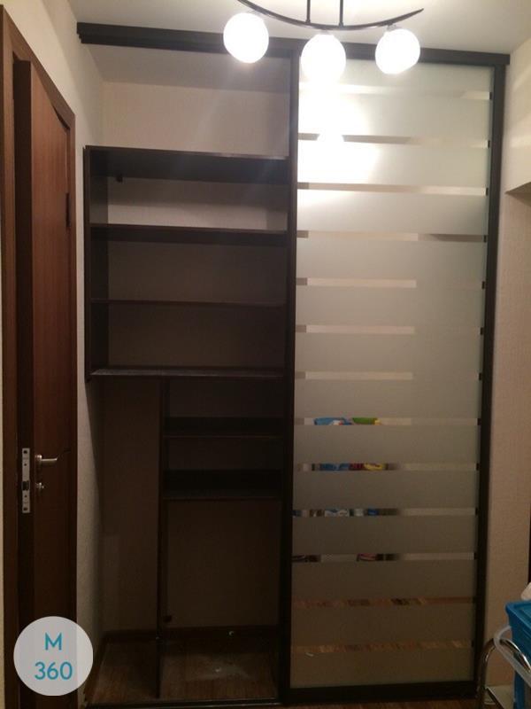 Дверь купе для встроенного шкафа Елабуга Арт 002570458
