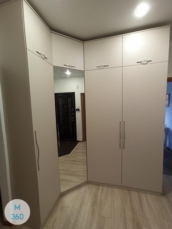 Распашной шкаф с зеркалом Артём Арт 002586853