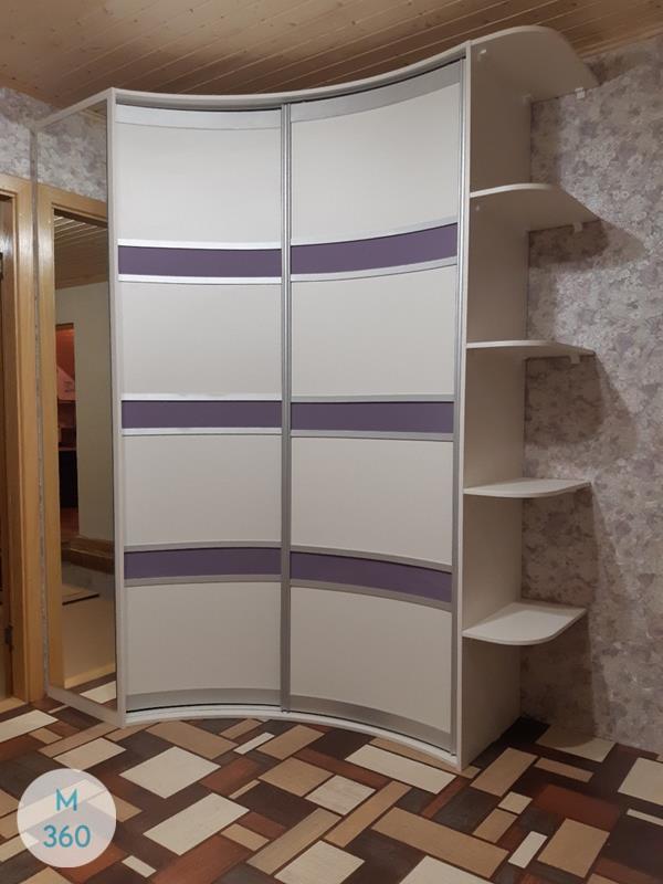 Радиусный шкаф Джорджтаун Арт 002865391