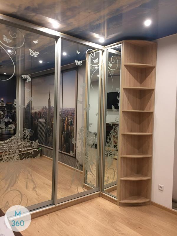 Радиусный шкаф Пеллегрино Арт 003113270