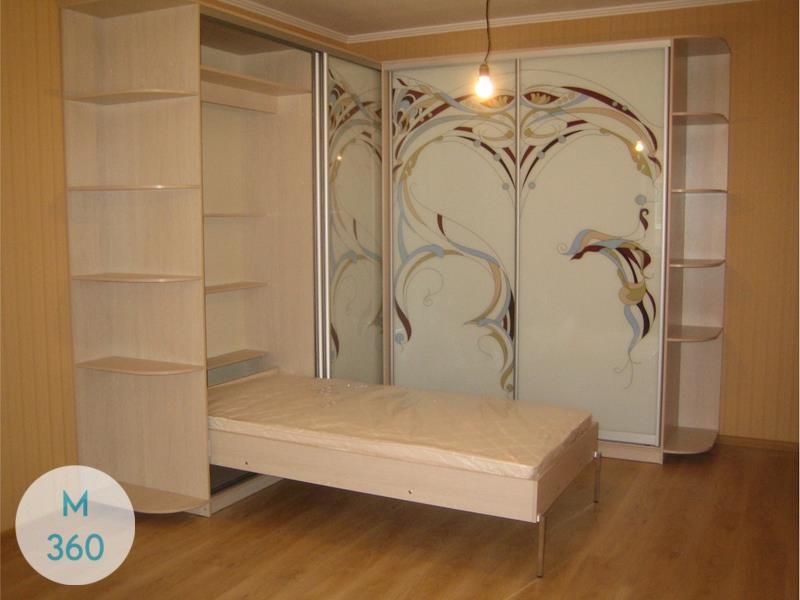 Шкаф-кровать трансформер Мёрфрисборо Арт 003849913