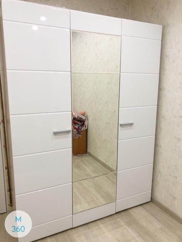 Распашной шкаф с зеркалом Вудбридж Арт 003886830