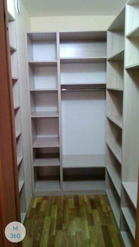 Встроенный шкаф в прихожую Сан-Франциско Арт 004089264