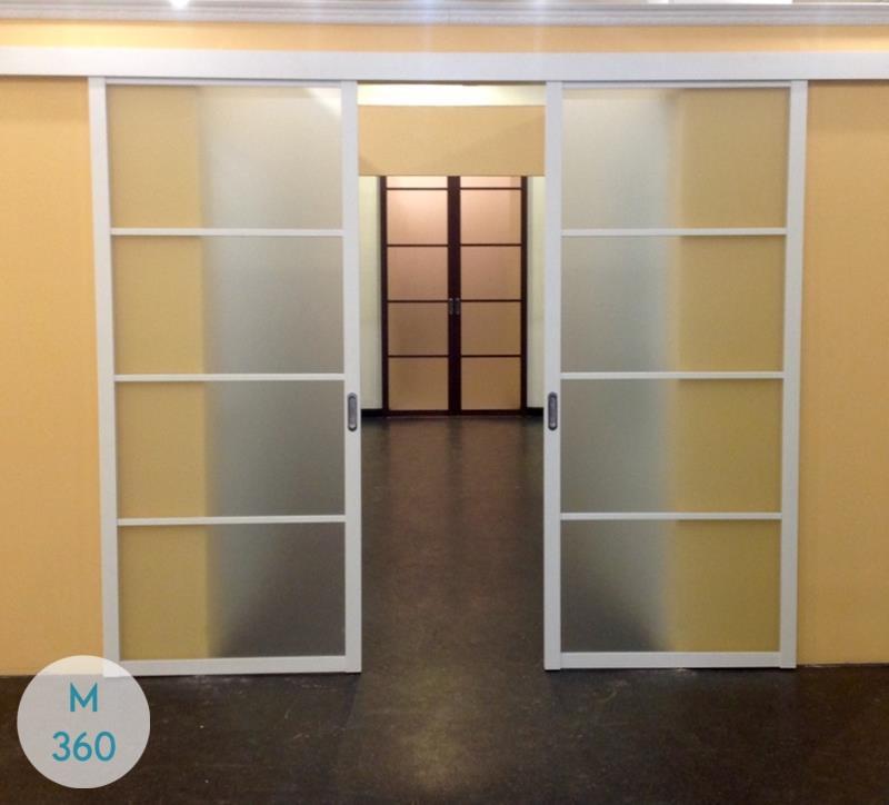 Дверь купе для встроенного шкафа Мелани Арт 004208514