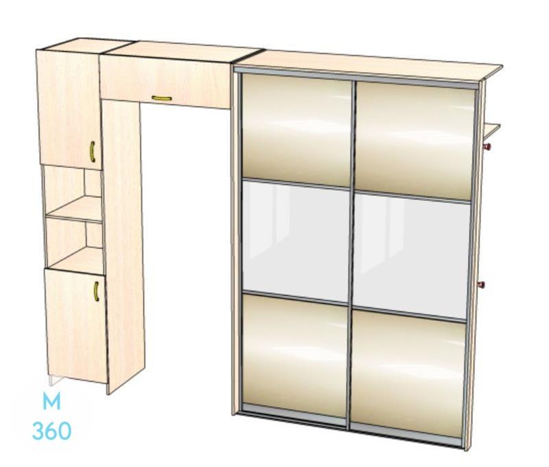 Шкаф на заказ Коста-Рика Арт 004281850
