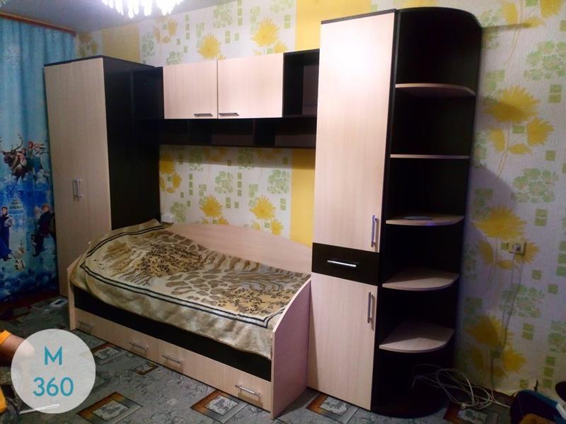 Шкаф кровать Солсбери Арт 004301549