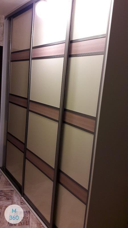 Дверь купе для встроенного шкафа Костер Арт 004674730