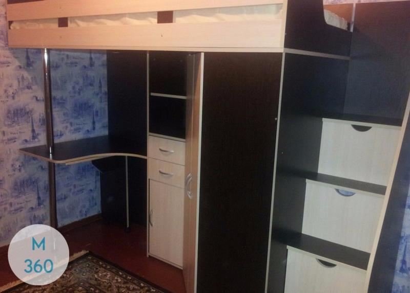 Шкаф-кровать трансформер Анемон Арт 004687706