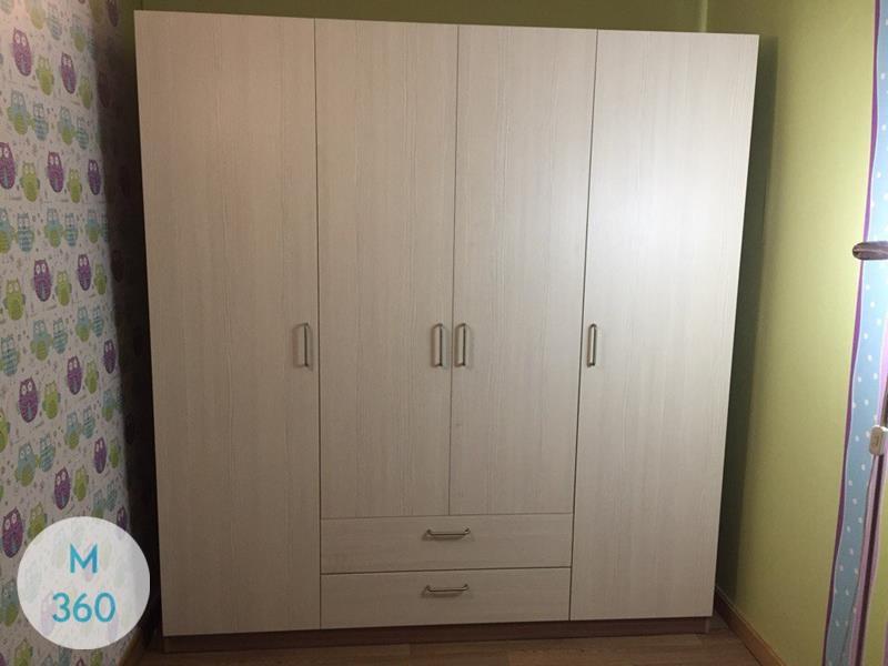 Шкаф в коридор Толидо Арт 005045933