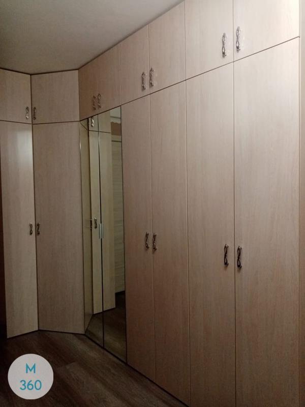 Распашной шкаф с зеркалом Ананас Арт 005183338