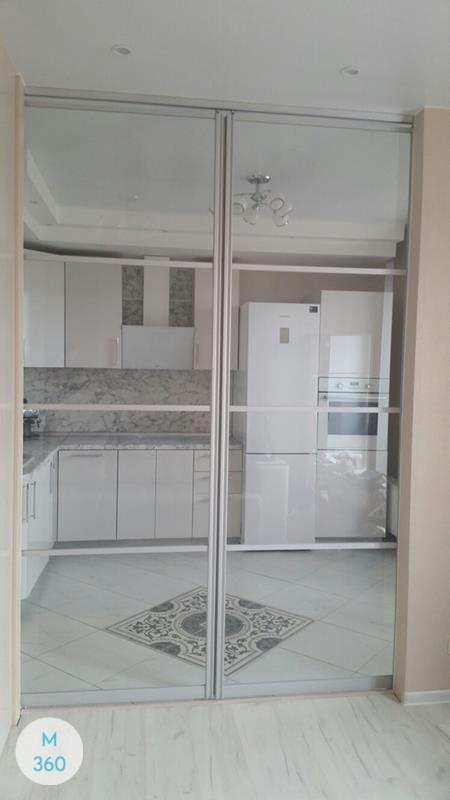 Дверь купе для встроенного шкафа Дейви Арт 005283742