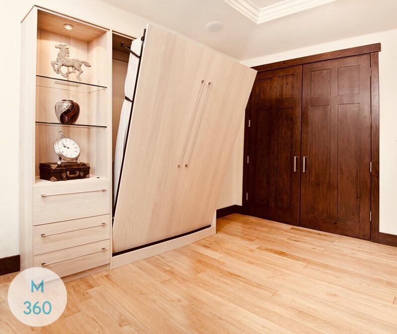 Шкаф-кровать трансформер Триполи Арт 005357265