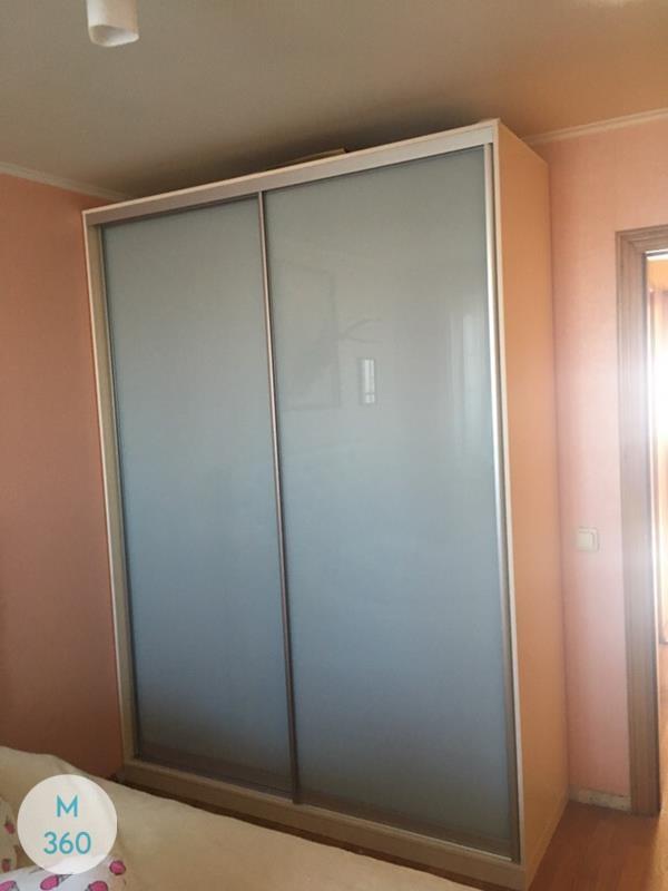 Шкаф-купе стеклянные двери Перла Арт 005695494