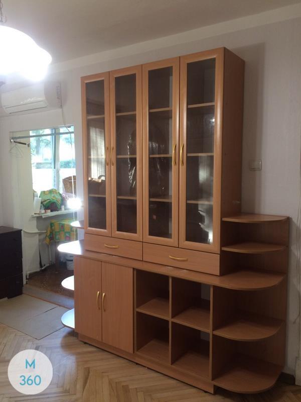 Книжный шкаф из массива Эмма Арт 005821007