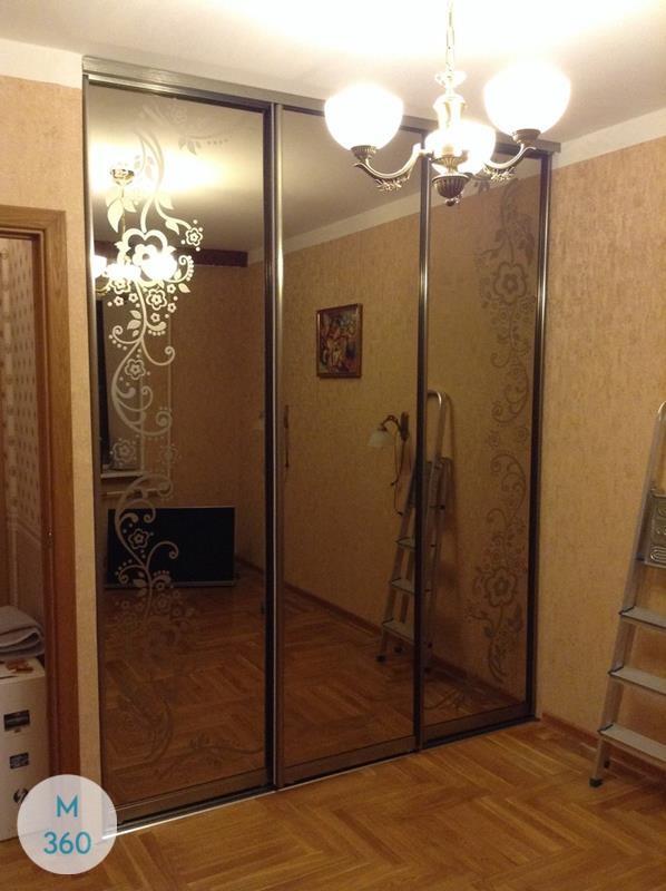 Дверь купе для встроенного шкафа Эрфурт Арт 006009249