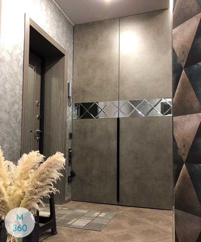 Дверь купе для встроенного шкафа Ямусукро Арт 006129260