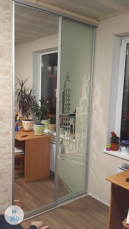 Шкаф купы с пескоструйным рисунком Эсватини Арт 006229111