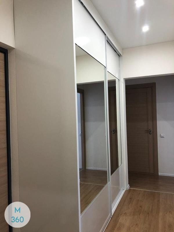 Встроенный шкаф в прихожую Монако Арт 006782413