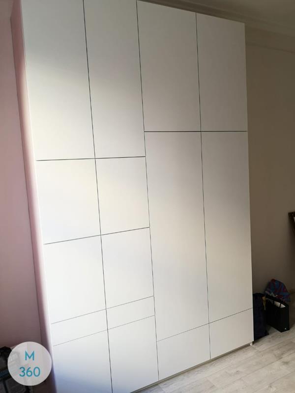 Распашной шкаф Бельмопан Арт 006820256