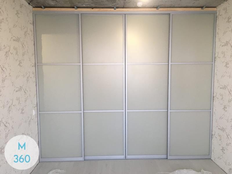 Дверь купе для встроенного шкафа Хай-Пойнт Арт 006916942