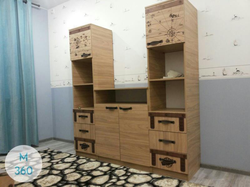 Книжный шкаф Евпраксия Арт 007054825