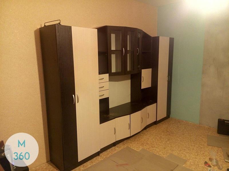 Мебельная стенка Пекос Арт 007141403