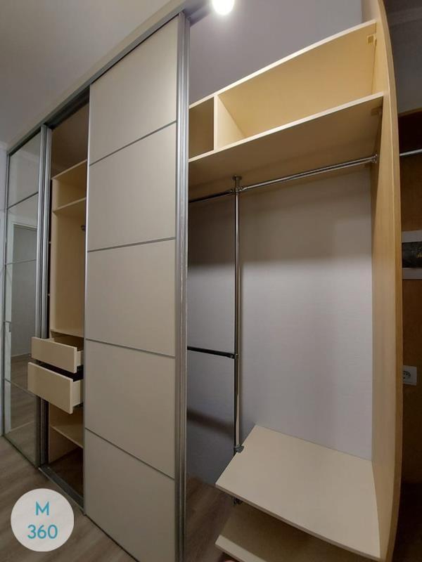 Встроенный шкаф в прихожую Тони Арт 007178086