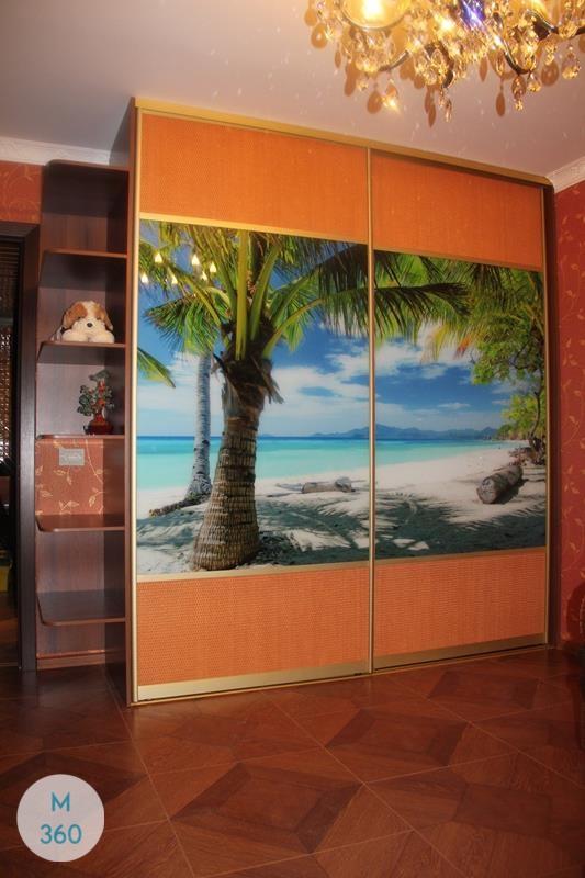 Шкаф с фотопечатью Фернандо Арт 007497402