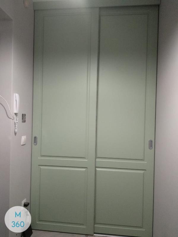 Встроенный шкаф купе Сандерленд Арт 007522562