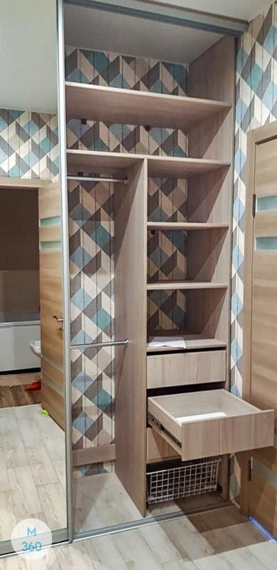 Встроенный шкаф в прихожую Апуре Арт 007648855