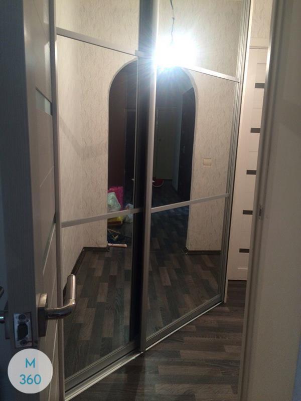 Встроенный шкаф в прихожую Манхетен Арт 007840660