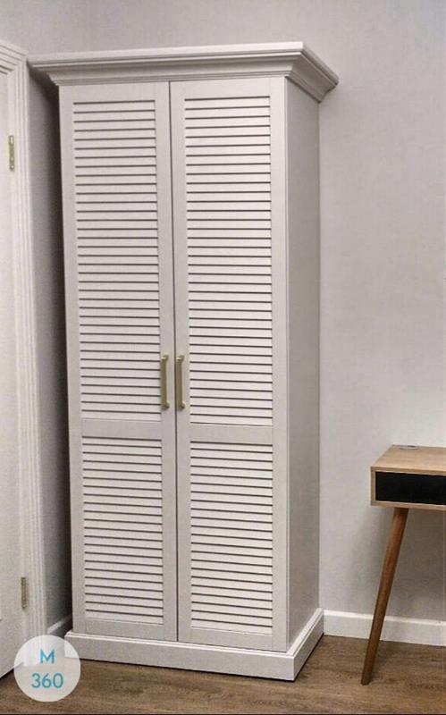 Шкаф с жалюзийными дверцами Ренато Арт 008236862