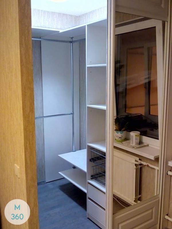 Встроенная гардеробная Молдавия Арт 008270204