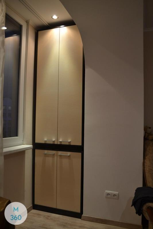 Шкаф на балкон Сиракьюс Арт 008882527