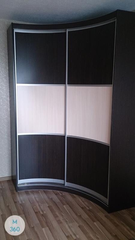 Радиусный шкаф Бонн Арт 008920047