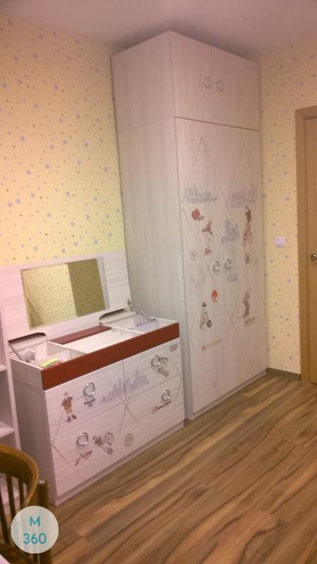 Детский шкаф Киргизия Арт 009001631