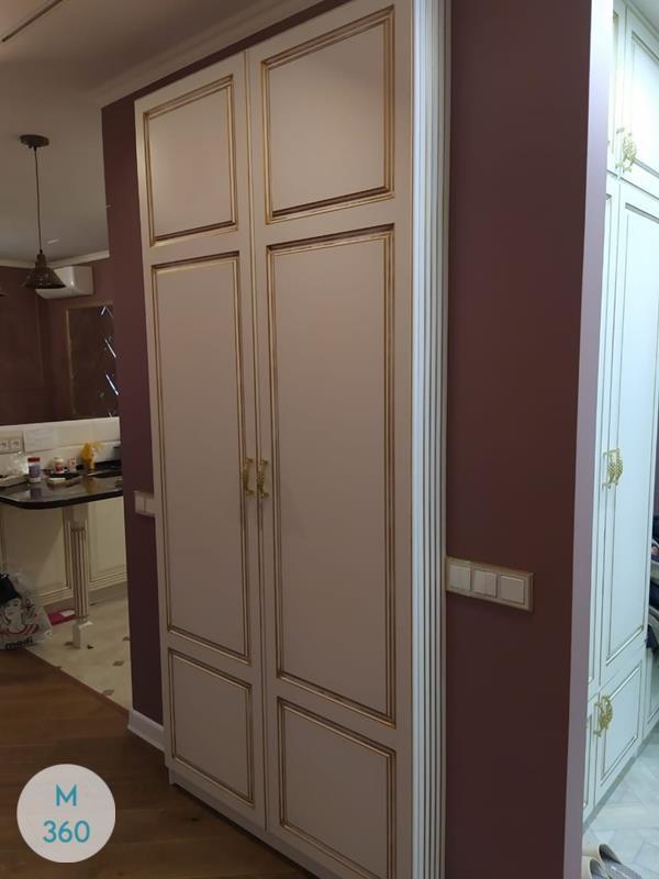Встроенный шкаф купе Изабелла Арт 009080742