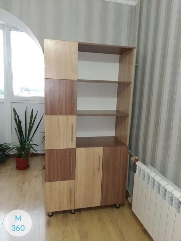 Книжный шкаф из массива Изерлон Арт 009741626