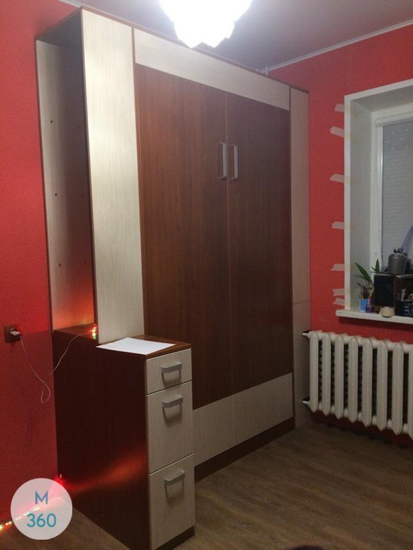 Шкаф-кровать трансформер Сантьяго Арт 009744500