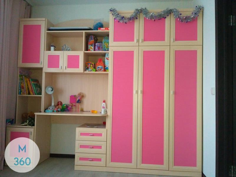 Шкаф для девочки Дэйв Арт 009852109