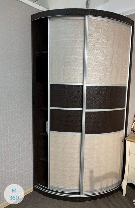 Радиусный шкаф Равенна Арт 009934724